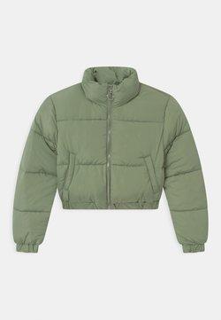 New Look 915 Generation - SOFT PUFFER - Overgangsjakker - green