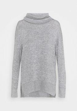 GAP - COWL - Jersey de punto - heather grey