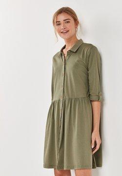 Next - Blusenkleid - green