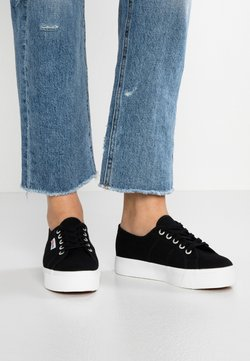 Superga - COTU - Sneaker low - black/white
