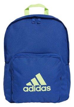adidas Performance - CLASSIC BACKPACK - Reppu - blue