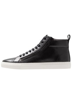 HUGO - FUTURISM HITO - Sneaker high - black