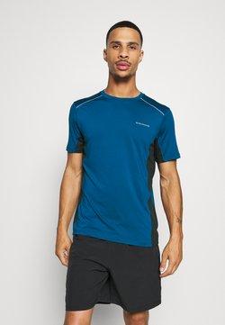 Endurance - SHAMS TEE - T-Shirt print - poseidon