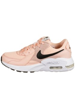 Nike Sportswear - AIR MAX EXCEE - Sneaker low - washed coral/white/black