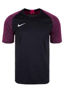 Nike Performance - DRI FIT  - T-Shirt print - black/vivid pink/white