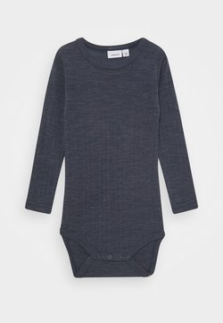 Name it - WOOL BODY - Body - ombre blue