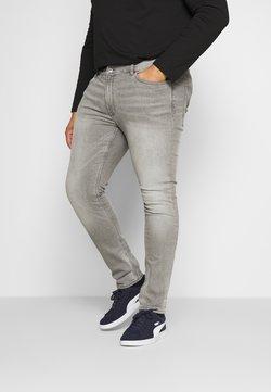 Burton Menswear London - BIG  - Slim fit jeans - grey