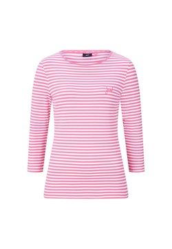 JOOP! - Langarmshirt - pink/weiß gestreift