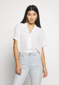 Madewell - JANE TOP - Bluse - lighthouse