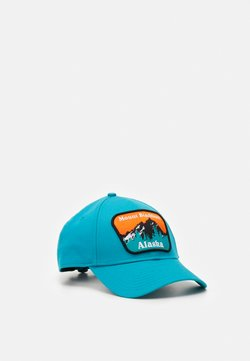 New Era - USA PATCH - Casquette - turquoise