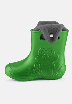 Ladeheid - Botas de agua - emerald/grey