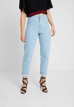Miss Selfridge - WAIST SEAM MOM  - Relaxed fit jeans - blue