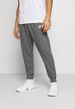 Nike Sportswear - CLUB - Verryttelyhousut - charcoal heathr/anthracite/white