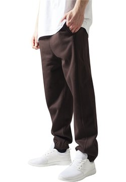 Urban Classics - SWEATPANTS SP. - Jogginghose - brown