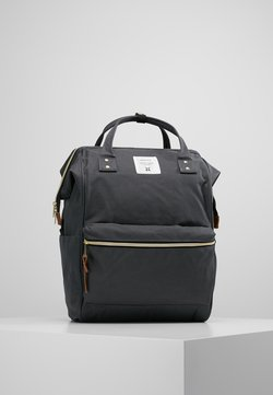 anello - BACKPACK COLOR BLOCK LARGE UNISEX - Reppu - grey