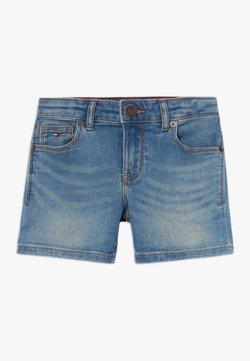 Tommy Hilfiger - NORA BASIC  - Jeansshort - denim