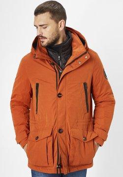 S4 Jackets - MODERNER - Wintermantel - indian red