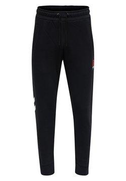 Hummel - HMLLGC GRAHAM - Jogginghose - black