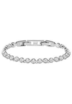 Swarovski - TENNIS BRACELET - Armband - silver-coloured