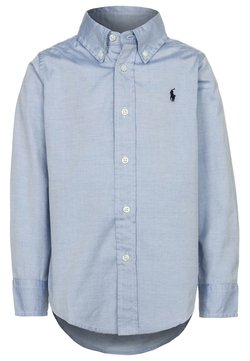 Polo Ralph Lauren - CUSTOM FIT - Camicia - hellblau