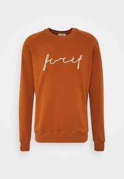 forét - RACK - Sweater - brick