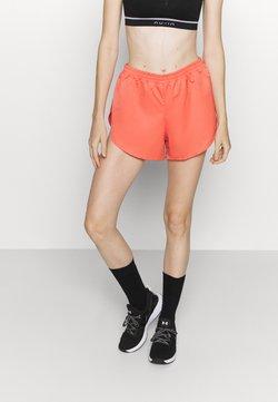 NU-IN - RUNNING SHELL  - Urheilushortsit - orange