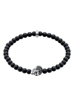 THOMAS SABO - Armband - silberfarben/schwarz