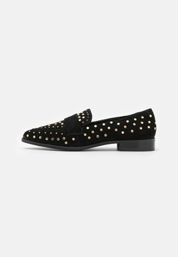 Copenhagen Shoes - Loafers - black/gold