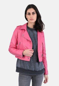 Oakwood - YOKO - Skinnjacka - pink fluo