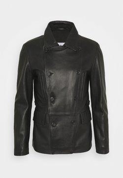 Serge Pariente - STYLE - Leather jacket - black