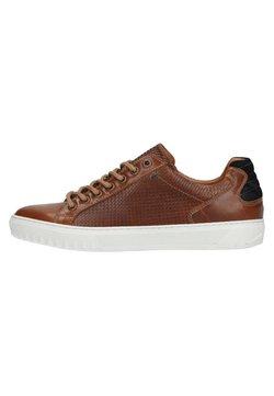Manfield - Sneaker low - cognac