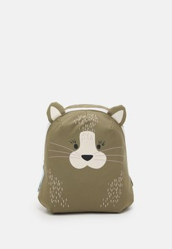 Lässig - TINY BACKPACK ABOUT FRIENDS CAT UNISEX - Ryggsäck - brown
