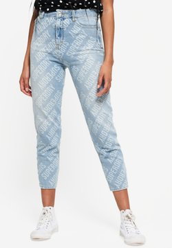 Superdry - RUBY - Slim fit jeans - blue