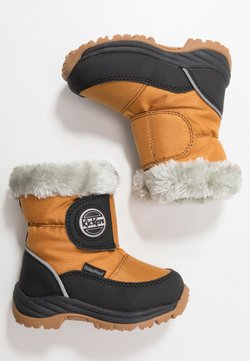 Kickers - JUMPSNOW WPF - Snowboot/Winterstiefel - black/camel