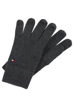 Tommy Hilfiger - GLOVES - Fingerhandschuh - grey