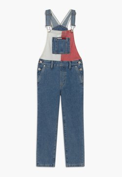 Tommy Hilfiger - DUNGAREE - Salopette - denim