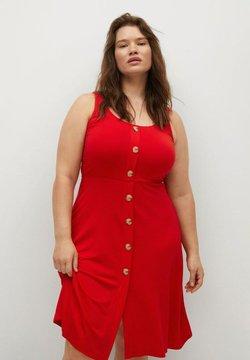 Violeta by Mango - REMI - Shirt dress - rot