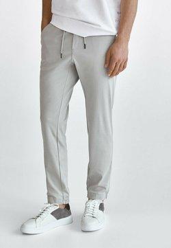 Massimo Dutti - Jogginghose - light grey