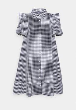 Molly Bracken - YOUNG LADIES DRESS - Vestido camisero - navy blue