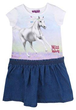 Miss Melody - Freizeitkleid - white