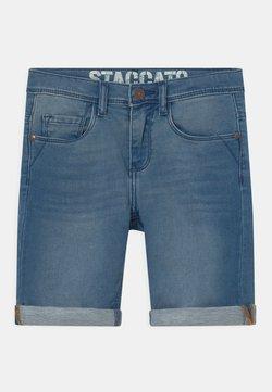 Staccato - BERMUDAS KID - Jeans Shorts - light blue denim
