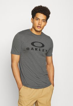 Oakley - BARK - T-shirt med print - new athletic grey