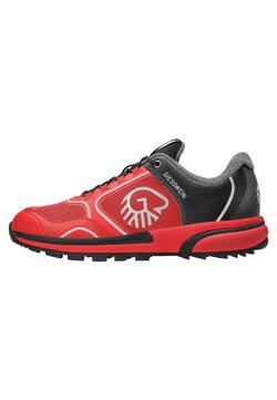 Giesswein - WOOL CROSS X - Sneaker low - red