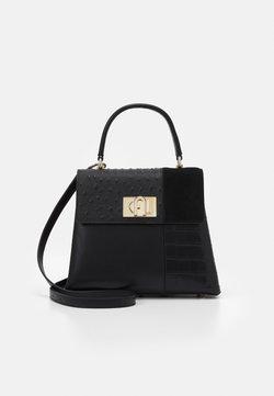 Furla - TOP HANDLE - Handbag - nero