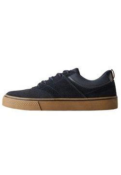 Mango - SNEAKER-SCHUH AUS RAULEDER - Sneaker low - nachtblau