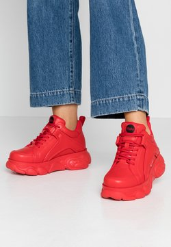Buffalo - CORIN - Sneakers laag - red