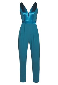 WAL G. - BAND - Jumpsuit - teal