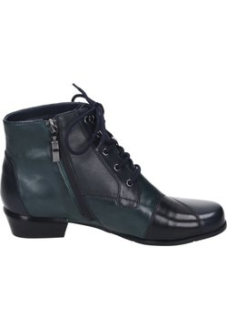 Piazza - Ankle Boot - navy/petrolio