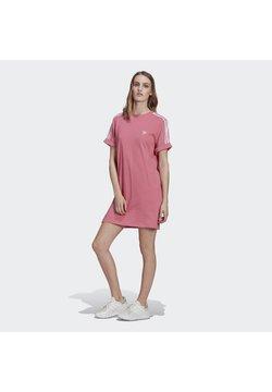 adidas Originals - TEE DRESS - Trikoomekko - rose tone