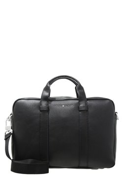 Tommy Hilfiger - CITY  - Aktentasche - black